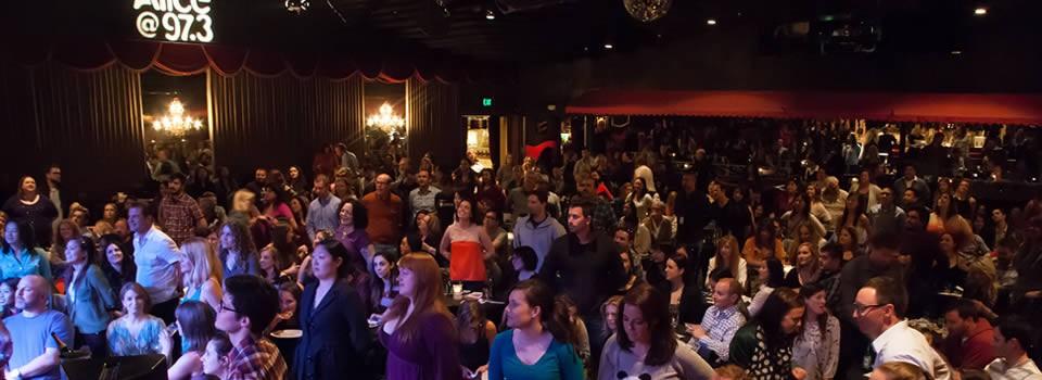 San Francisco Audience